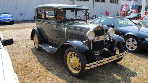 A-Ford från 1931.