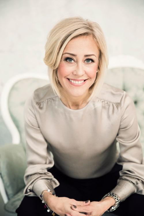 Petra Laewen har grundat rekryteringsfirman Women Ahead där fokuset ligger på kvinnor.