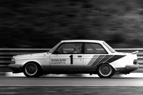 Volvo 240 Turbo passade bra in i Grupp A-reglementet och ledde bland annat fram till en EM-titel 1985.