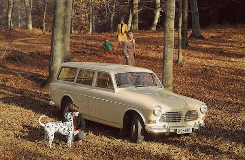 Kombiversionen av Amazon tillverkades mellan 1962 och 1969.
