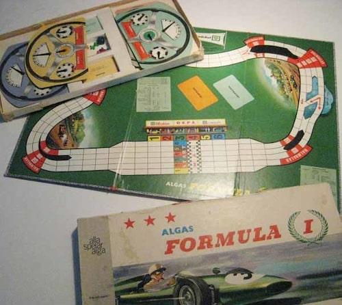 Formel 1-spel, 1960-tal.
