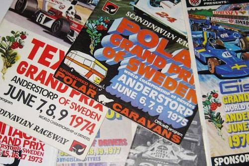 Program, Sveriges Grand Prix.