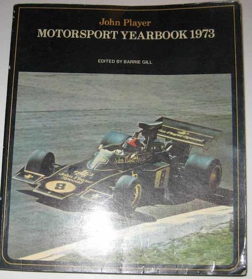 Årsbok 1973. Skriven på engelska.
