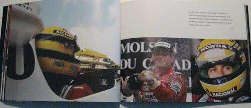 Bok, Ayrton Senna.