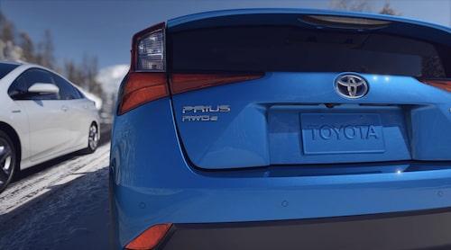 Toyota Prius 2019 USA-version