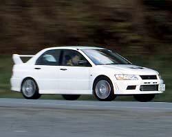 Mitsubishi Lancer Evolution VII