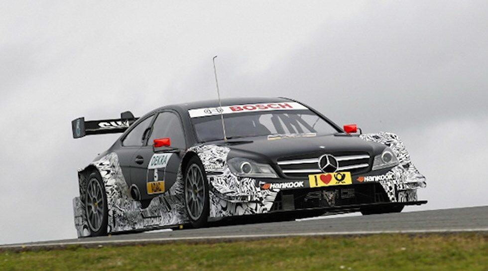 Mercedes DTM AMG C-Coupé
