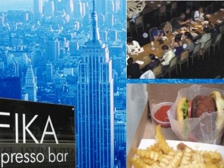 <p>Ta med den h&auml;r guiden n&auml;sta g&aring;ng du &auml;r i New York och f&aring; med dig en kulinarisk upplevelse hem.</p>