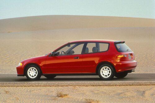 6. Honda Civic HB VX. 1994-1995.