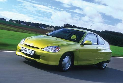 1. Honda Insight. 2000