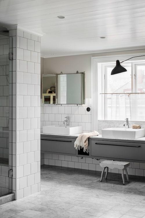 Ur Gamla museet från 1800-talet blev drömmigt hem med wow-kök!, Sköna hem nr 2, 2018.