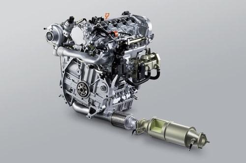 Ny dieselmotor som klarar Euro 5 kommer i samband med lanseringen av nya Accord.