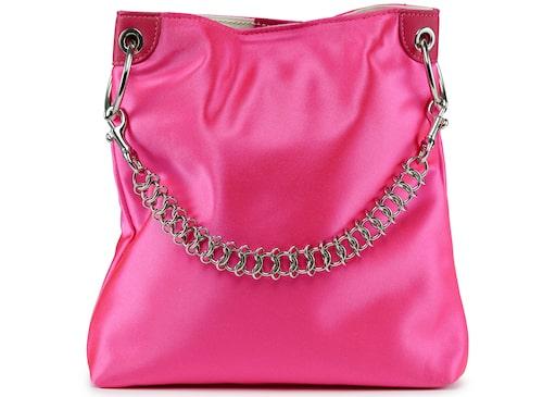 Väska av siden metall, 2 800 kr, Little Liffner.