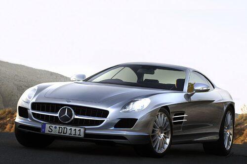 En av många spekulationer om hur bilen kan komma att se ut.