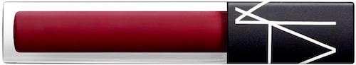 Emilias favorit: Velvet lip glide i nyans Unspeakable, 235 kr, Nars.