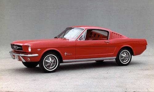 Mustang GT Fastback 1965