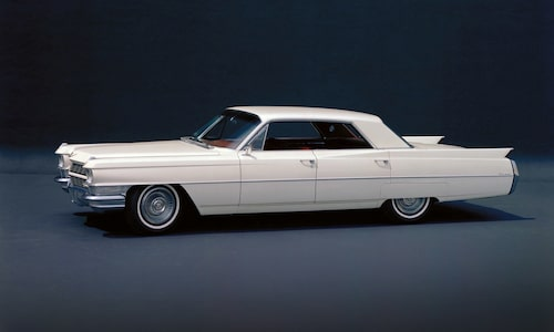 Cadillac Sedan de Ville 1964