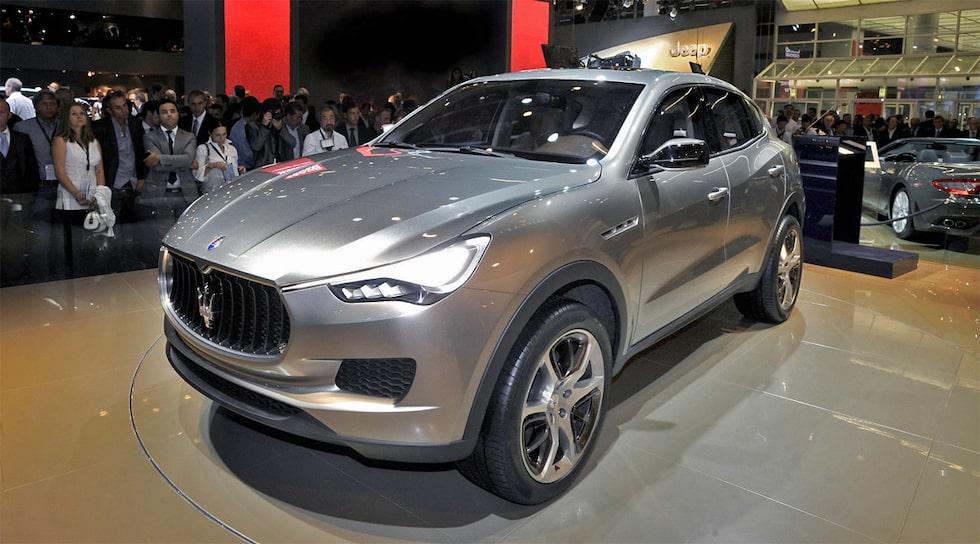 Maserati Kubang/Levante