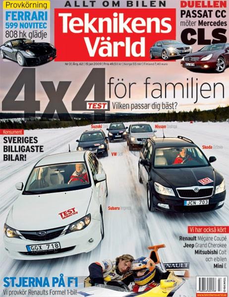 Teknikens Värld nummer 3 / 2009