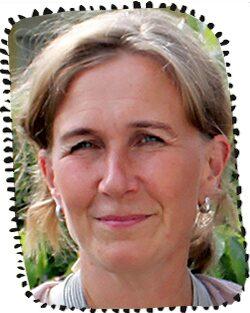 Eva-Lotta Funkquist, barnsjuksköterska, barnmorska och amningsrådgivare.