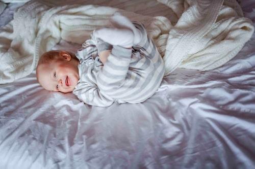 Pigg som en mört? Håll utkik efter trötthetstecknen, snart kan det vara läge att natta.