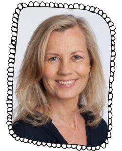 Eva Lyberg, barn- och föräldrapsykolog.