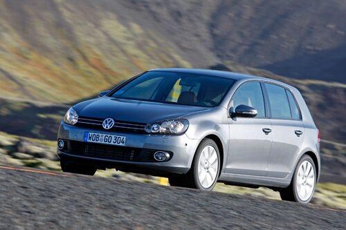 World Car of the Year 2009 - VW Golf VI. Foto: Teknikens Värld