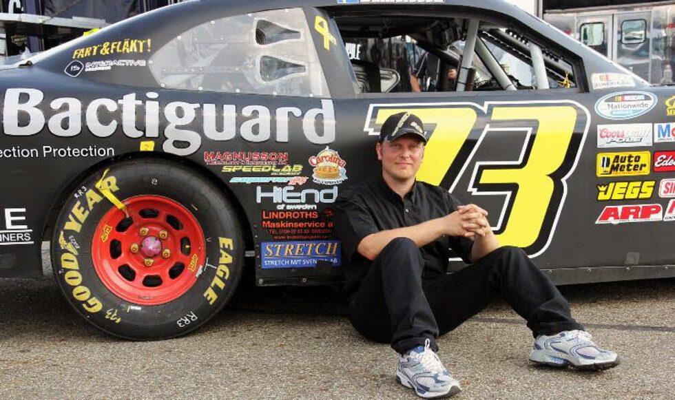 Alx Danielsson NASCAR