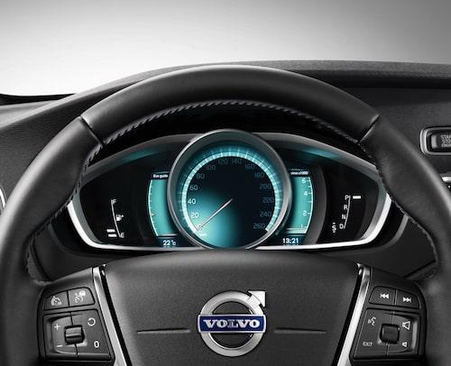 """Volvo V40 Cross Country. <a href=""""/2012/09/19/34743/volvo-v40-cross-country--alla-fakta-och-bilder/"""" style=""""color: #fd9903; font-weight: bold;"""">Klicka här för film och alla fakta om V40 Cross Country</a>."""