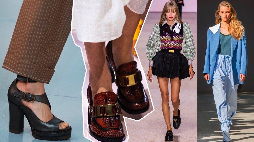 Vårens skotrender 2020 – skomode enligt alla stora modehus världen över.