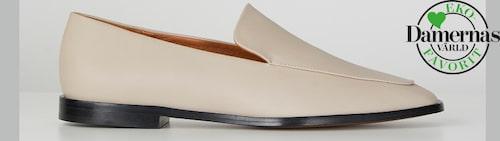 Vårskor 2021: eleganta loafers för dam.