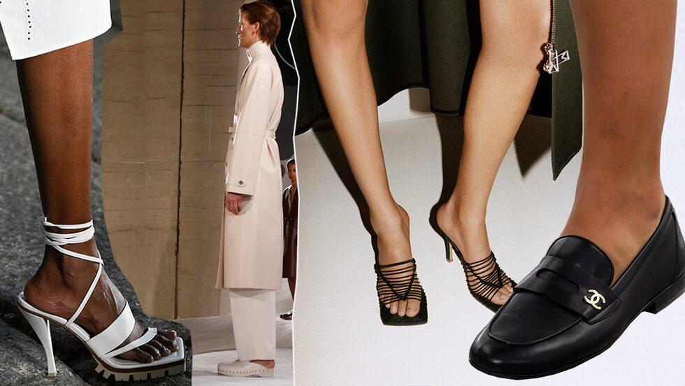 Vårens skotrender 2021 – skomode enligt alla stora modehus världen över.