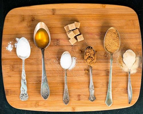 Är något socker eller sötningsmedel bättre än ett annat?