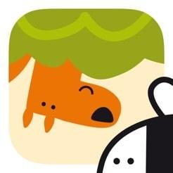 En lagom utmanande app för de yngsta appanvändarna.