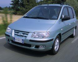 Provkörning av Hyundai Matrix 1,6 GL
