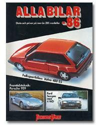 Alla Bilar 1986