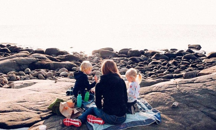 Family first för Anna.