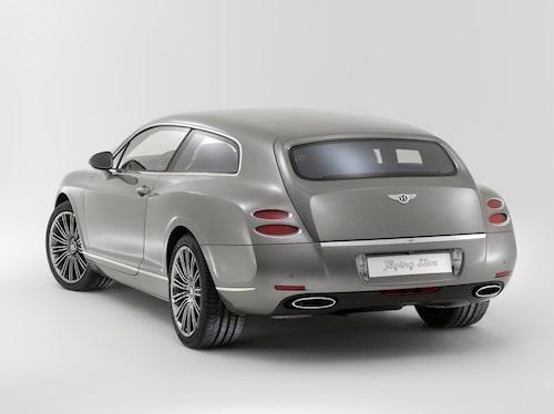 Bentley Continental Flying Star Touring Superleggera