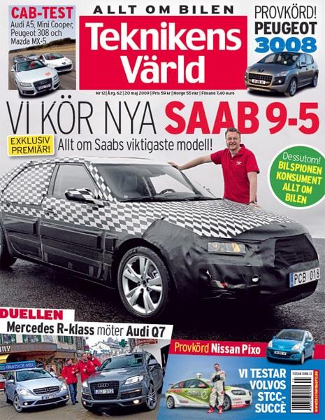 Teknikens Värld nummer 12 / 2009