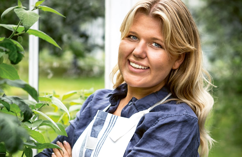 Hilda Kirkhoff - Vinnare av Hela Sverige bakar 2020