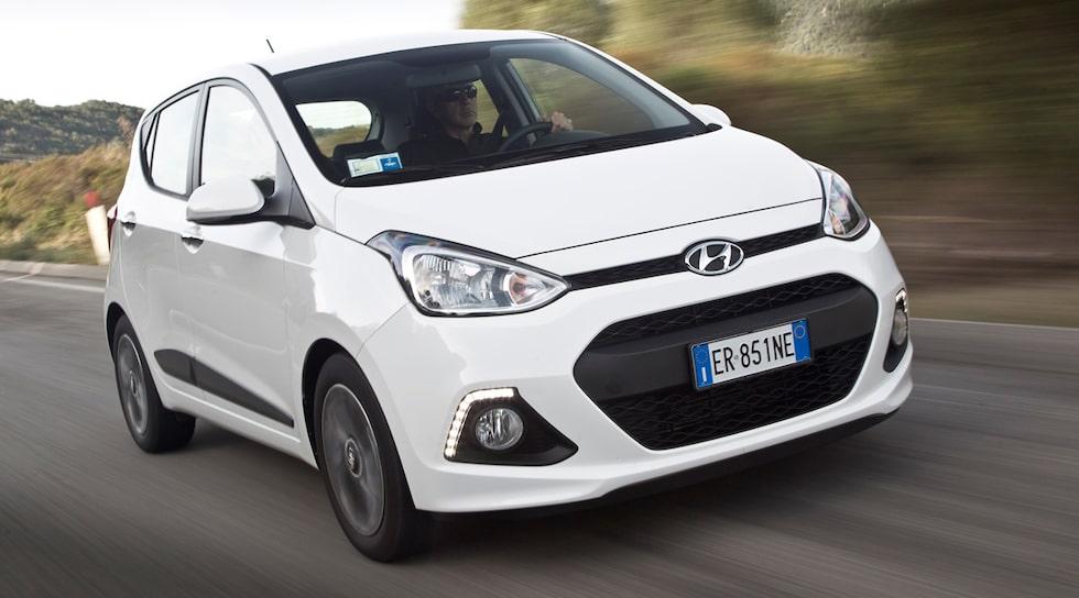 Hyundai i10 1,0