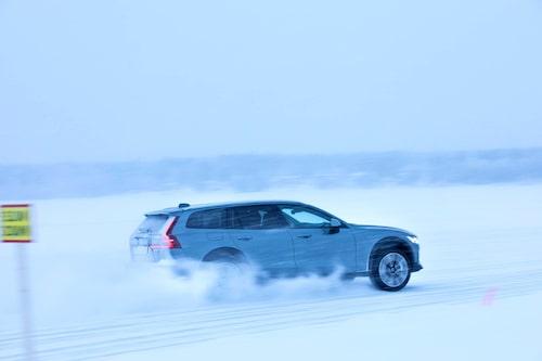 Avspänd och trygg, med finkalibrerad styrkänsla och åtta procent mjukare chassisättning.