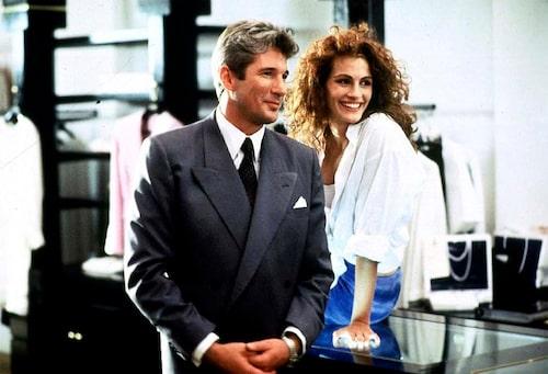 """""""Richard Geres kostym i Pretty Woman gjordes av Cerruti."""""""