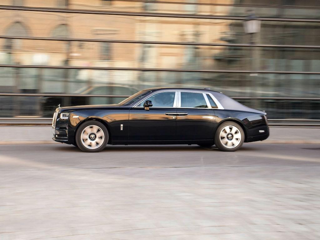 Modellnamnet Phantom har hängt med ända sedan 1925. Nuvarande modell är generation åtta.