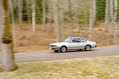 Coupémodellerna fick lång livslängd hos BMW. Föregångaren E9 producerades under 16 år och E24 levde mellan åren 1976 och 1989.