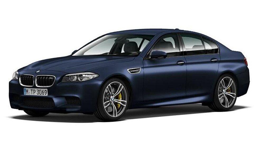 BMW M5 F10 facelift 2014