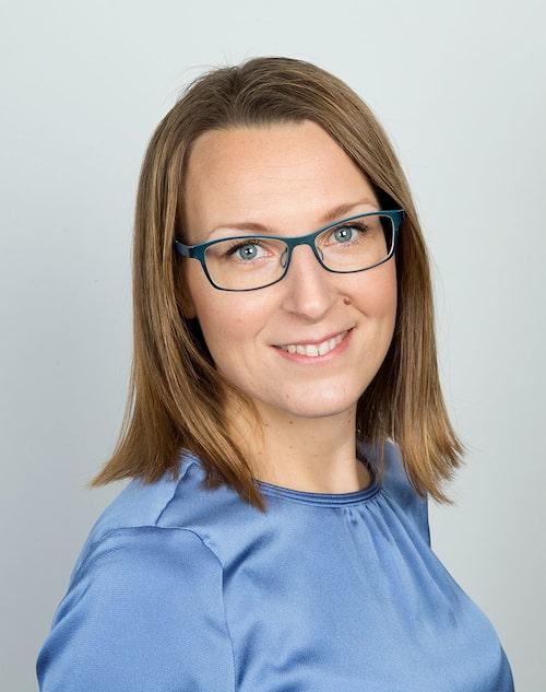 Kajsa Kettil. Foto: Pernilla Rudenwall