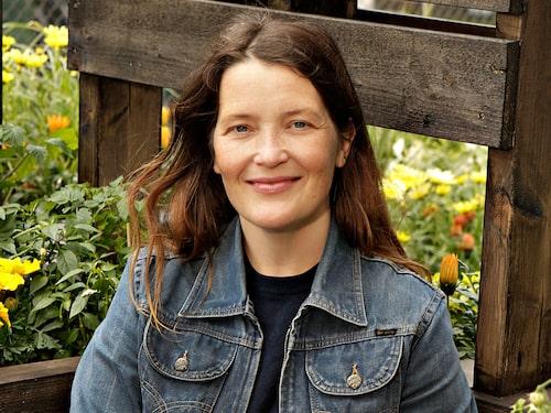 Josefina Oddsberg, 43, biodlare och VD på Bee urban.
