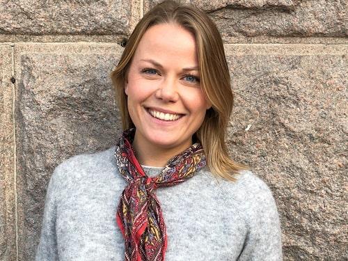Therese Ljungkvist, 29, föreläsare och kommunikatör.