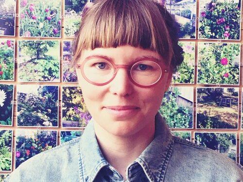 Sandra Jörälv, 40, mönsterkonstruktör.